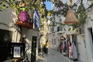 Ibiza Altstadt