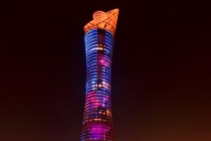 Skyscraper Day: Aspire Tower
