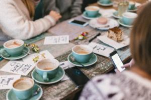 Kaffeepause - Internationaler Tag des Kaffees