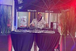 DJ Entertainment am Abend
