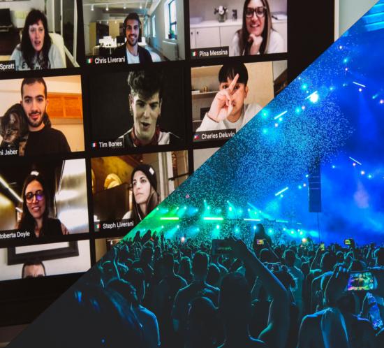 Vorteile von digitalen Events gegenüber Live Veranstaltungen